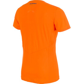 Mammut Moench Light t-shirt Heren oranje